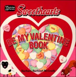 Necco Sweethearts Be My Valentine Book