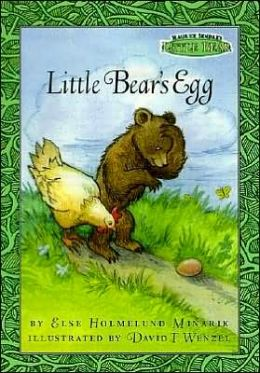 Little Bear's Egg (Maurice Sendak's Little Bear Series)