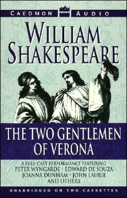 Two Gentlemen of Verona (2 Cassettes)