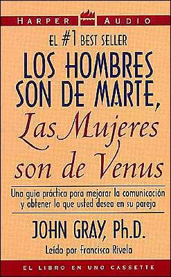Los hombres son de marte, las mujeres son de venus (Men Are from Mars Women Are From Venus)