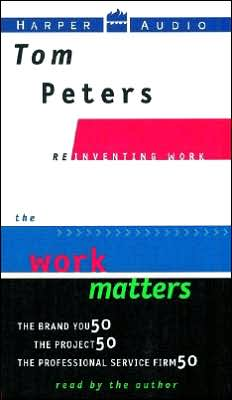 Reinventing Work: The Work Matters (4 Cassettes)