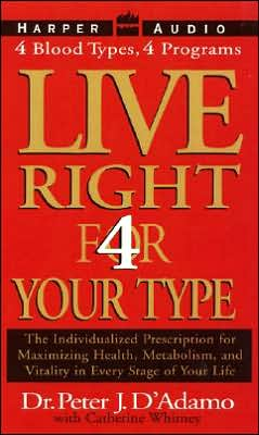 Live Right 4 Your Type: Live Right 4 Your Type