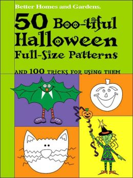 50 Bootiful Halloween Full Size Patterns