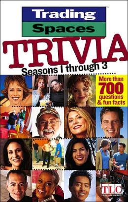 Trading Spaces Trivia: Seasons 1 through 3