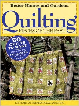 Quilting Pieces of the Past