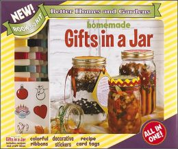 Homemade Gifts in a Jar: Gift Set