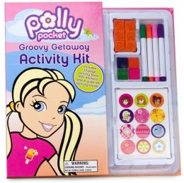Polly Pocket Book with Activity Kit