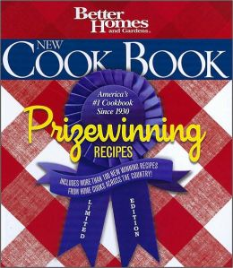 Prizewinning Recipes