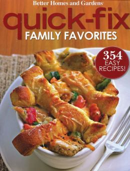 Quick Fix Family Favorites