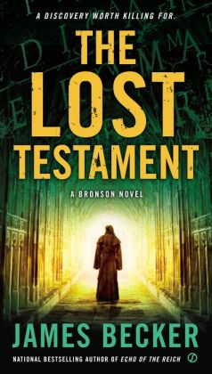 The Lost Testament (Chris Bronson Series #6)