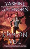 Book Cover Image. Title: Crimson Veil (Sisters of the Moon Series #15), Author: Yasmine Galenorn