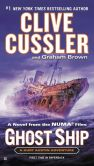 Book Cover Image. Title: Ghost Ship, Author: Clive Cussler