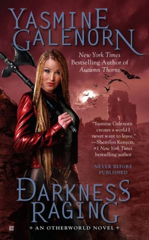 Darkness Raging: An Otherworld Novel)