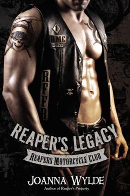 Reaper's Legacy (Reapers Motorcycle Club Series #2)