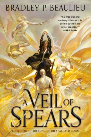 Book A Veil of Spears