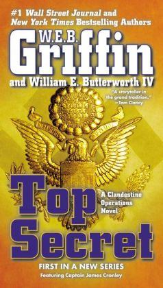 Top Secret (Clandestine Operations Series #1)