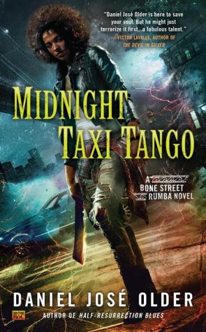 Midnight Taxi Tango: A Bone Street Rumba Novel