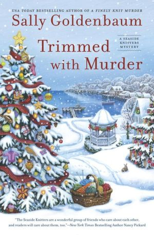 Trimmed With Murder: A Seaside Knitters Mystery