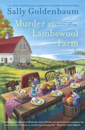Murder at Lambswool Farm: A Seaside Knitters Mystery