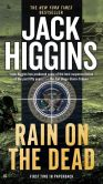 Book Cover Image. Title: Rain on the Dead (Sean Dillon Series #21), Author: Jack Higgins