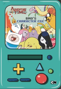 BMO's Character File (PagePerfect NOOK Book)