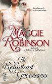 Book Cover Image. Title: The Reluctant Governess, Author: Maggie Robinson