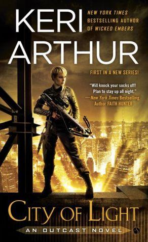 City of Light: An Outcast Novel
