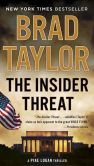 Book Cover Image. Title: The Insider Threat:  A Pike Logan Thriller, Author: Brad Taylor