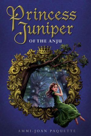 Princess Juniper of the Anju