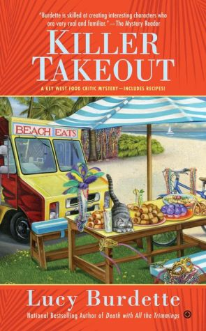 Killer Takeout: A Key West Food Critic Mystery