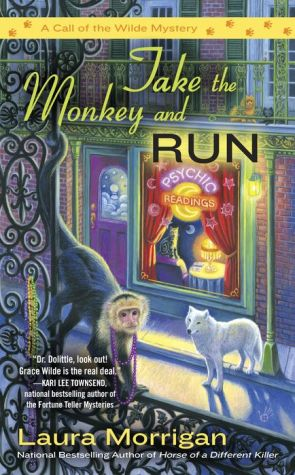 Take the Monkey and Run: A Call of the Wilde Mystery