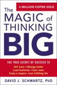 Book Cover Image. Title: The Magic of Thinking Big, Author: David J. Schwartz