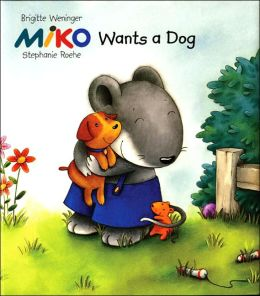 Miko Wants a Dog