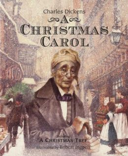 A Christmas Carol (Illustrated by Robert Ingpen)