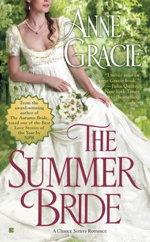 The Summer Bride: A Chance Sisters Romance
