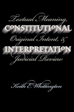 Constitutional Interpretation (Pb)