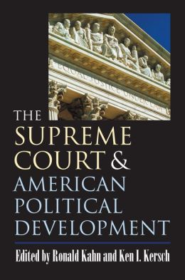 Supreme Court and American Political Development