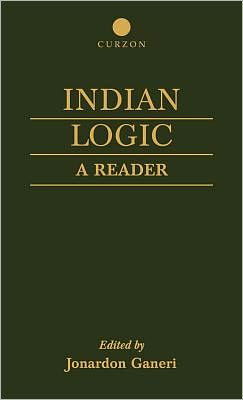 Indian Logic: A Reader