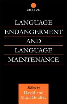 Language Endangerment and Language Maintenance: An Active Approach