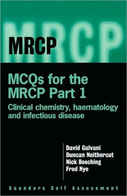 Mcq's For The Mrcp Part 1