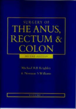 Surgery of the Anus, Rectum & Colon: 2-Volume Set