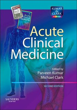 Acute Clinical Medicine with PDA Software: Book and PDA software