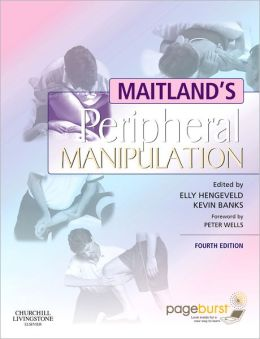 Maitland's Peripheral Manipulation (P+E Package)