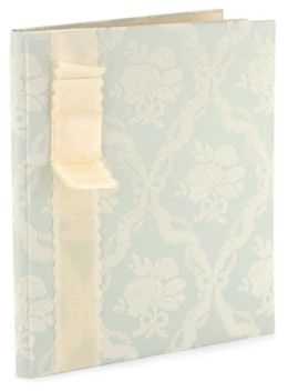 Anna Griffin Blue Georgette Memory Book