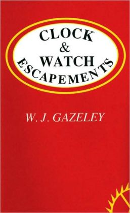 Clock and Watch Escapements