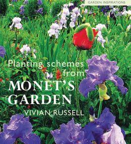 Planting Schemes from Monet's Garden