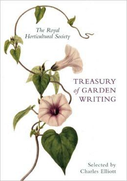 Treasury of Garden Writing: Royal Horticultural Society