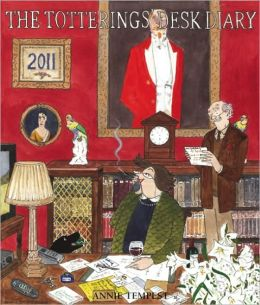 The Totterings' Desk Diary 2011