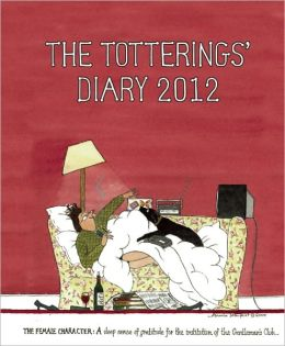 2012 Totterings' Pocket Diary