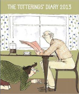 Tottering Pocket Diary 2013